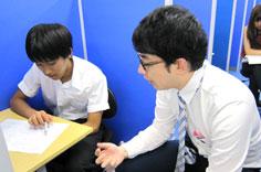 関谷先生の授業は熱い!