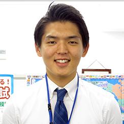 中谷先生-Mr.Nakaya-早稲田大学