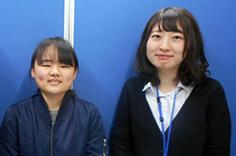 平山暖菜-中3-高田馬場①